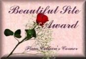 Beautiful site award